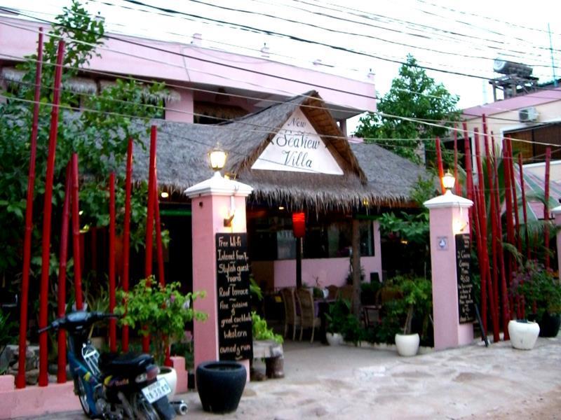 New Sea View Villa - Sihanoukville