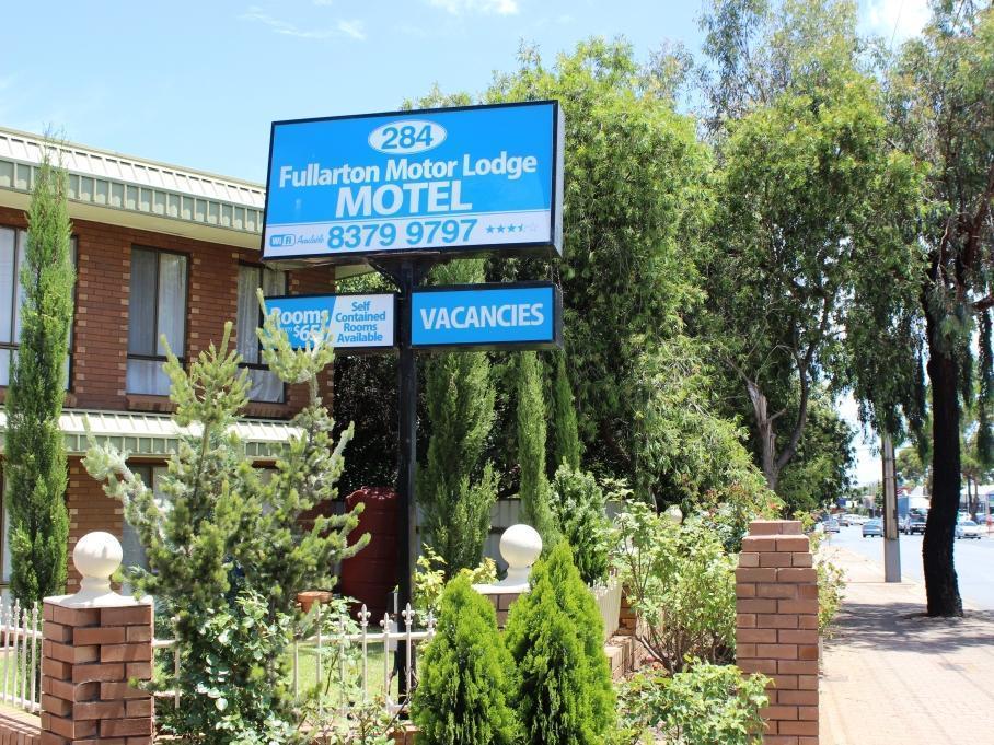 Fullarton Motor Lodge - Hotell och Boende i Australien , Adelaide