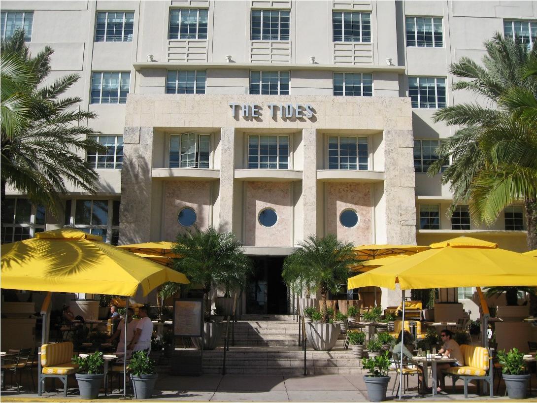 Tides South Beach Hotel