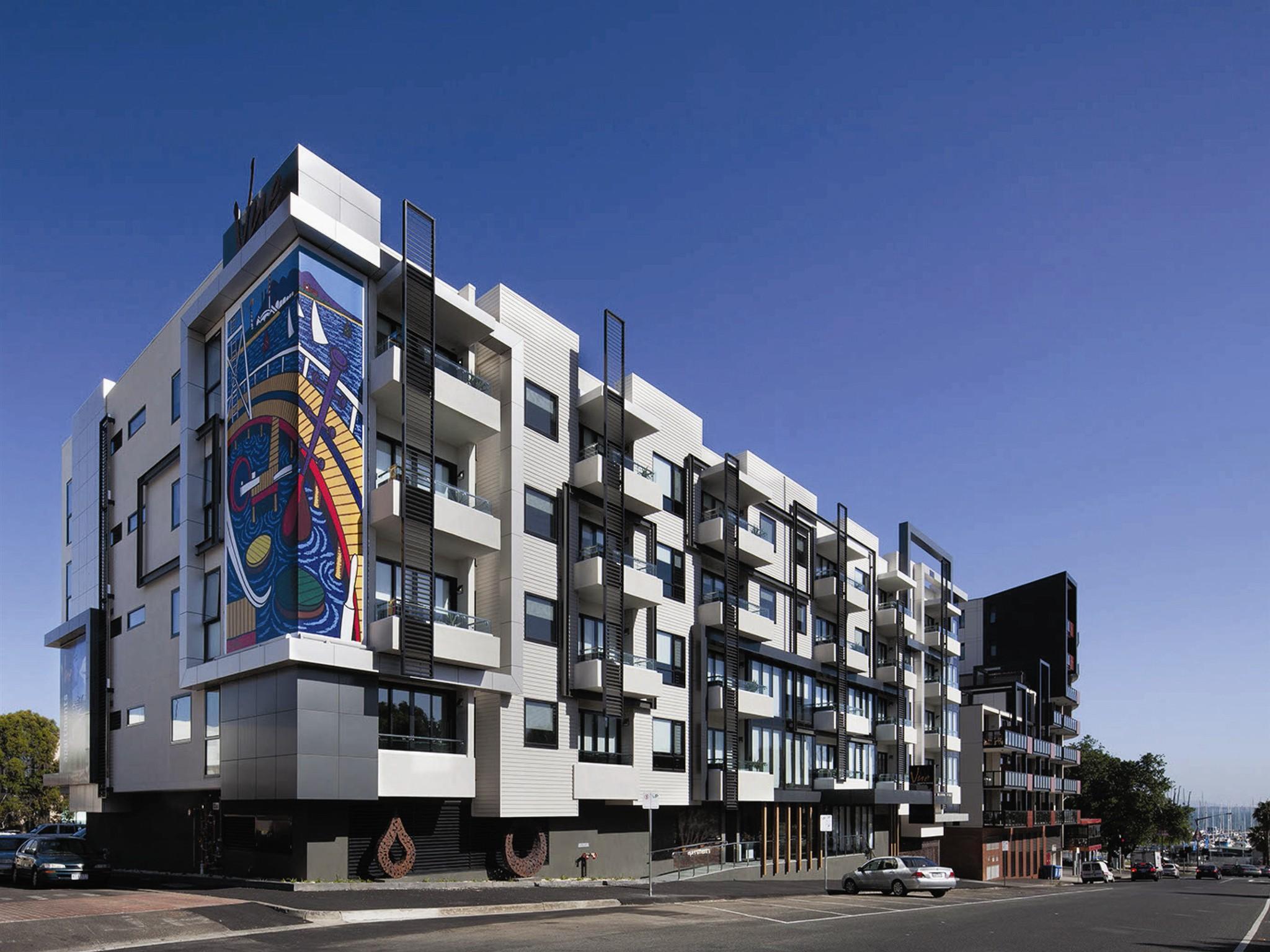 Vue Apartments - Hotell och Boende i Australien , Geelong