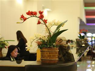 Oxford Hotel أنجيليس \ كلارك - مكتب إستقبال