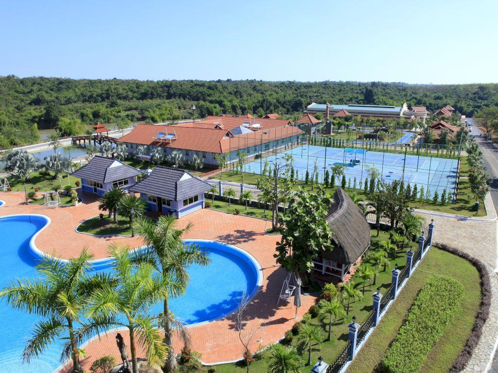 Green Eye Resort - Hotell och Boende i Vietnam , Binh Duong
