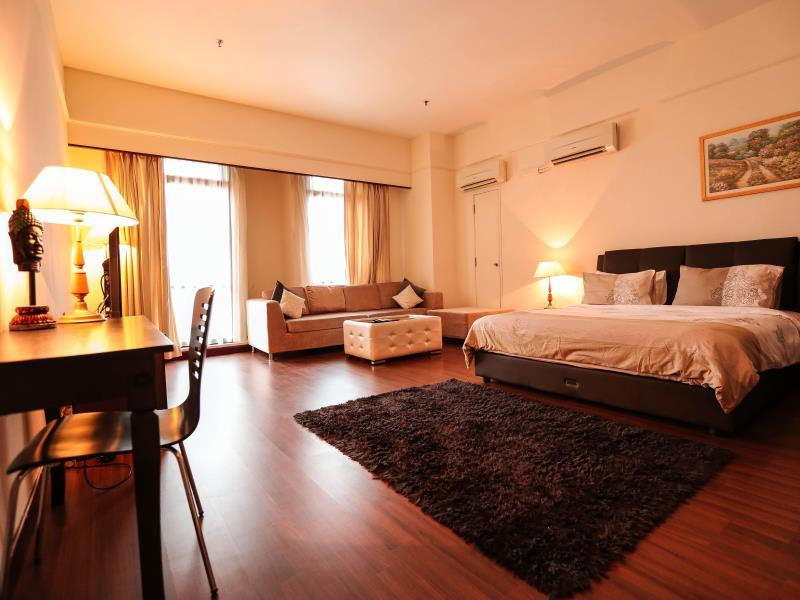KL City Suites @ Times Square