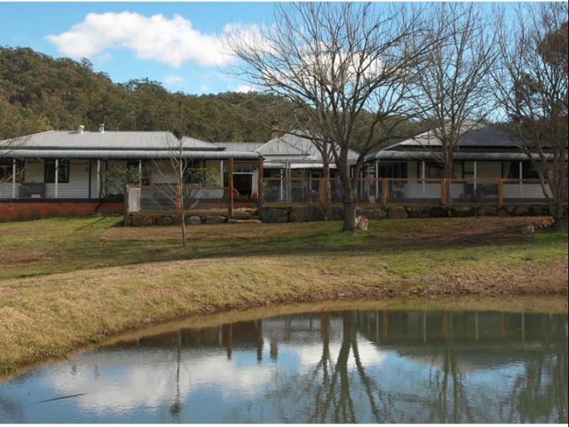 Avoca House Bed and Breakfast - Hotell och Boende i Australien , Wollombi