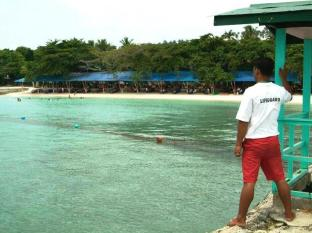 Paradise Island Park & Beach Resort Davao City - Strand