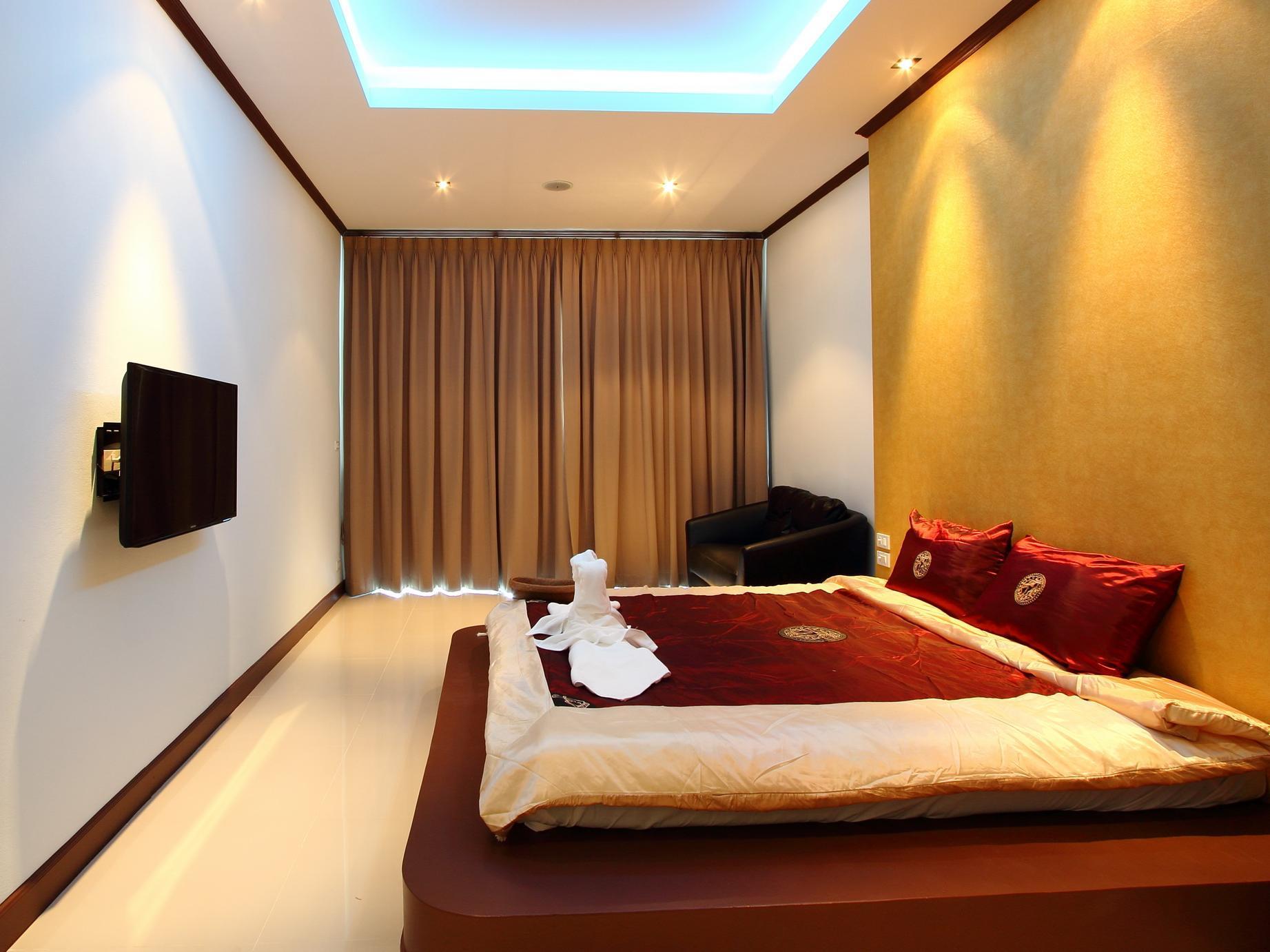 Hotell Chalong Sea View Resort i Chalong, Phuket. Klicka för att läsa mer och skicka bokningsförfrågan