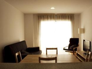 Apartamento Abrevadero Barcelona - Living room