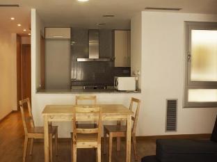 Apartamento Abrevadero Barcelona - Dining area