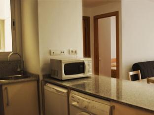 Apartamento Abrevadero Barcelona - Kitchenette