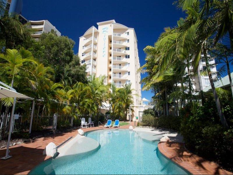 Riviere on Golden Beach Apartment - Hotell och Boende i Australien , Sunshine Coast