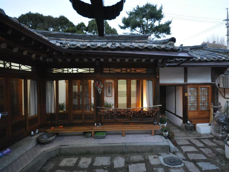 Gain Hanok Guesthouse - Hotels and Accommodation in South Korea, Asia