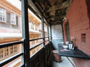 Nyatapola Guest House Bhaktapur - Balcony/Terrace