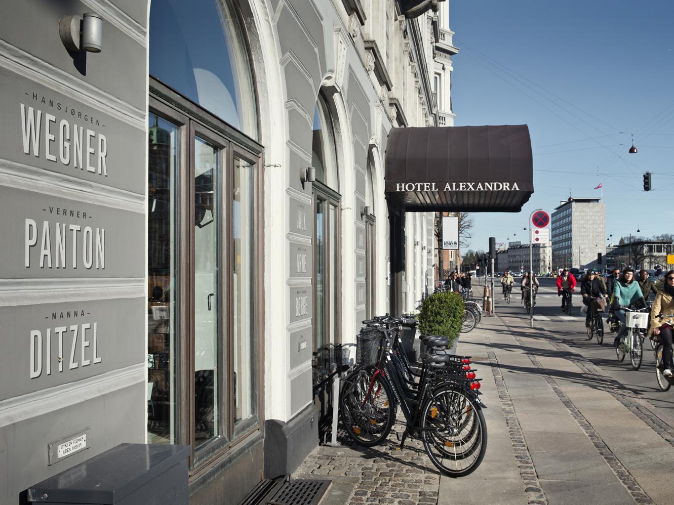호텔 알렉산드라 코펜하겐