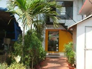 Sunflower Beach Resort Nord Goa - Utsiden av hotellet