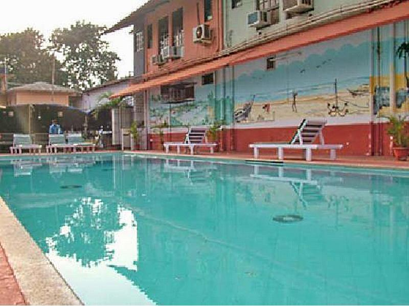 Sunflower Beach Resort North Goa - Hotel Aussenansicht