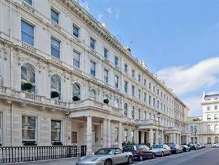 Lancaster Gate Hyde Park Apartments London - Peaceful residential square opposite Hyde Park