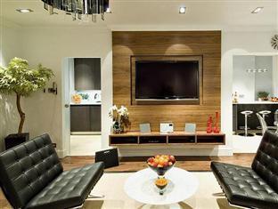 Lancaster Gate Hyde Park Apartments London - Apartment One