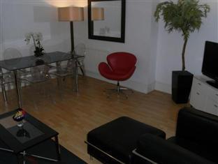 Lancaster Gate Hyde Park Apartments London - Apartment 4