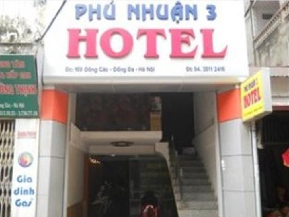 Phu Nhuan Hotel 3 - Dong Cac - Hotell och Boende i Vietnam , Hanoi