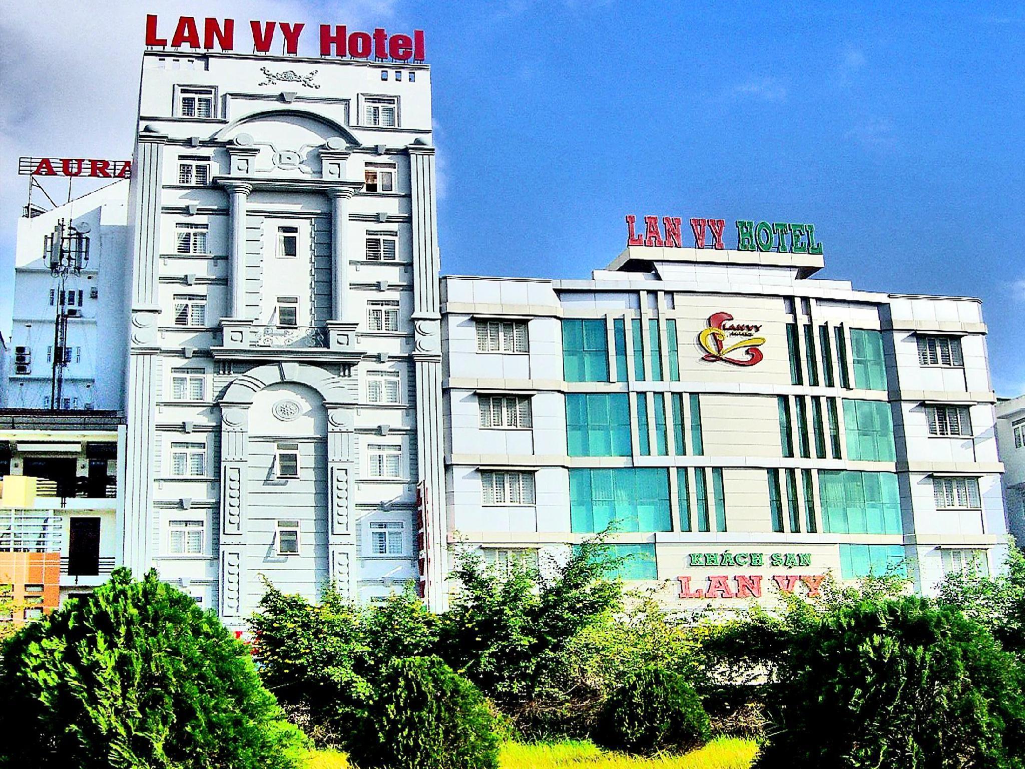 Lan Vy Hotel - Hotell och Boende i Vietnam , Can Tho