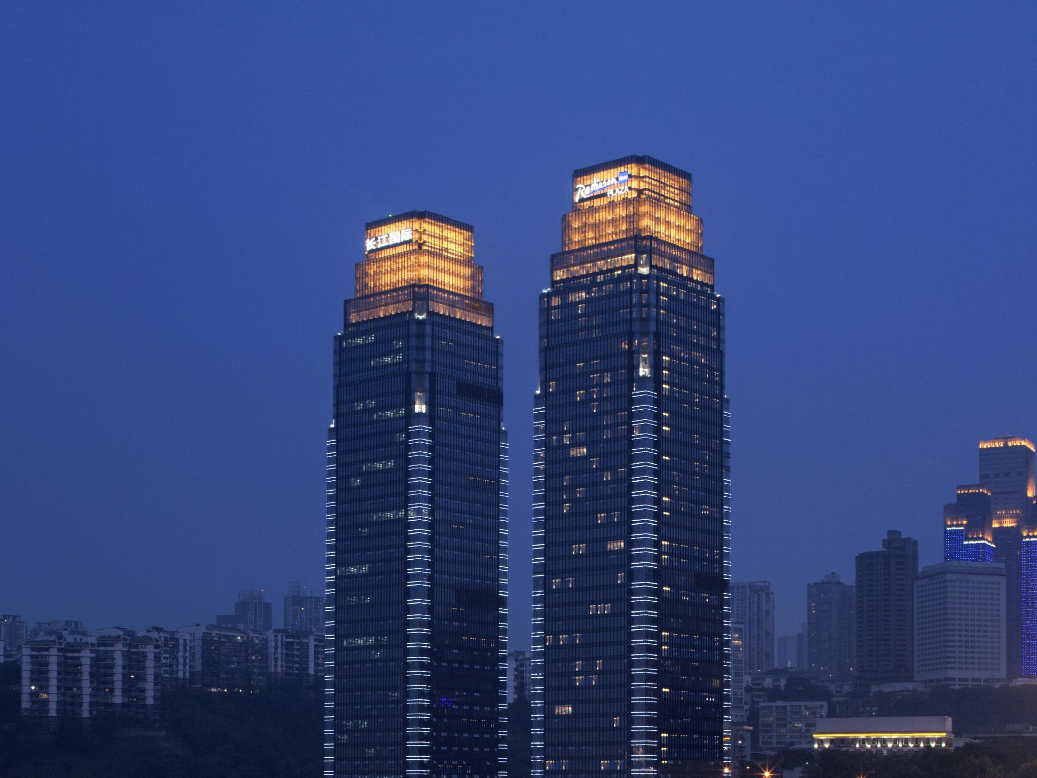Radisson Blu Plaza Chongqing - Chongqing