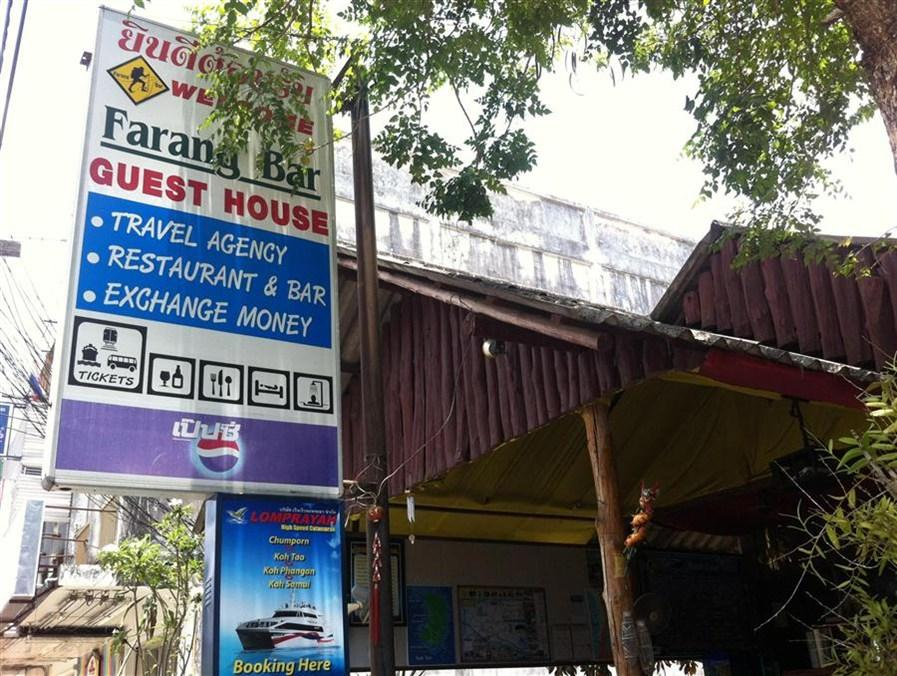 Farang Bar Guesthouse - Hotels and Accommodation in Thailand, Asia