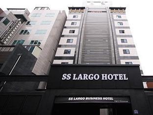 โรงแรม กู๊ดสเตย์ เอสเอส ลาร์โก โฮเต็ล  (Goodstay SS Largo Hotel)