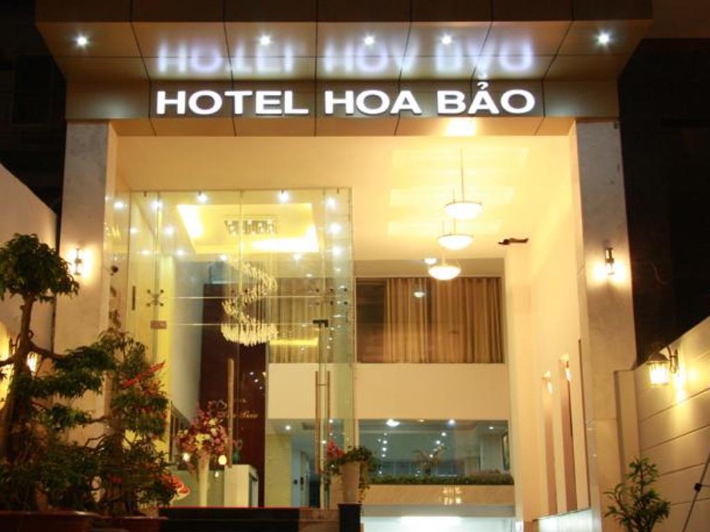 Hoa Bao Hotel - Hotell och Boende i Vietnam , Ho Chi Minh City