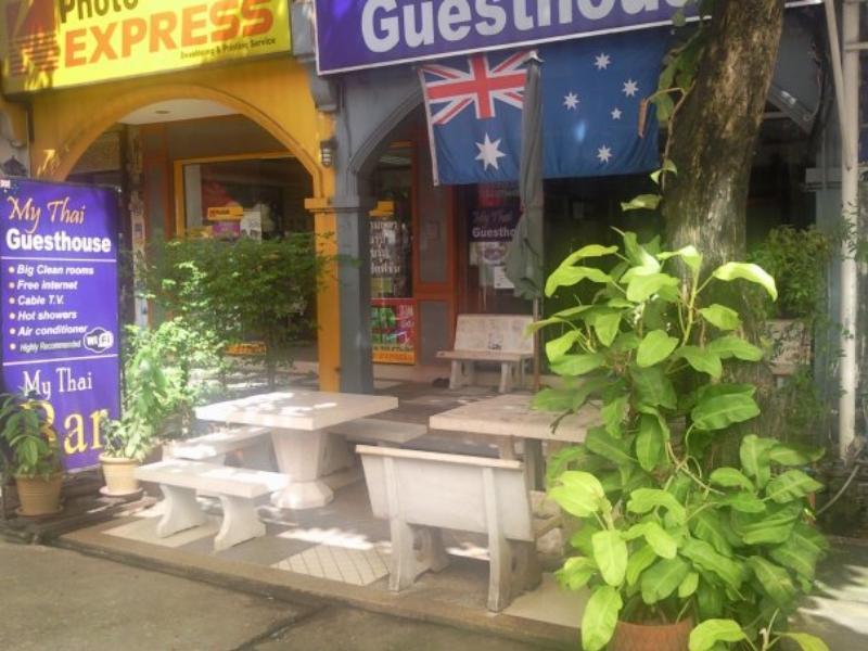 Hotell My Thai Guesthouse i Patong, Phuket. Klicka för att läsa mer och skicka bokningsförfrågan