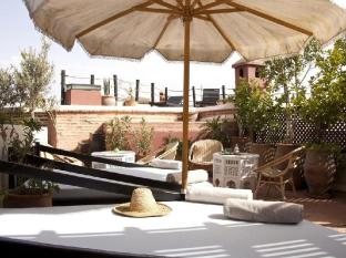 Riad Zolah Hotel Marrakesh - Balkon/Terras