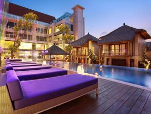 Grand Mega Resort & Spa Bali באלי - בריכת שחיה