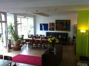 Pension Peters Berlin Berlin - Reception, Breakfastroom, Lobby