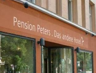 Pension Peters Berlin Berlin - Hotellet från utsidan