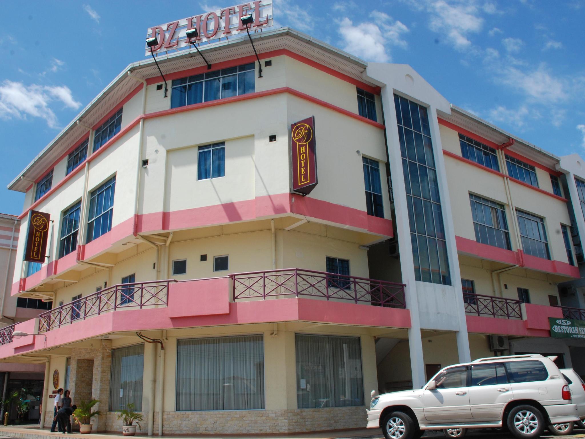 โรงแรมดีซี