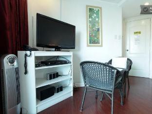 Baywatch Tower Malate Condominium Manila - Living room 2802 Studio