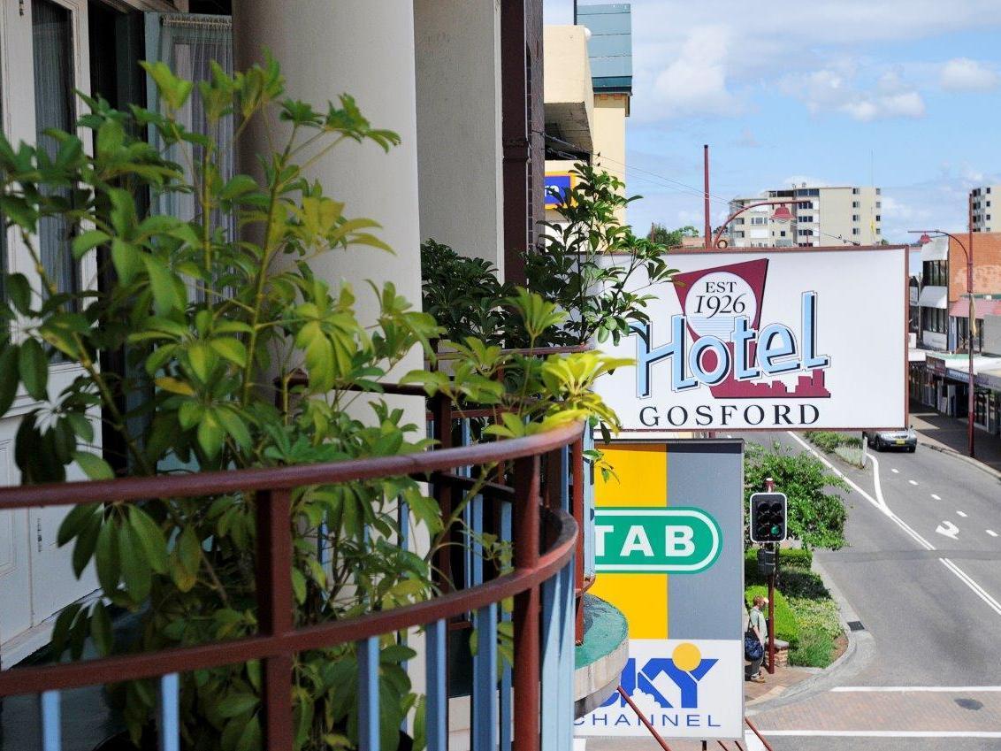 Hotel Gosford - Hotell och Boende i Australien , Central Coast