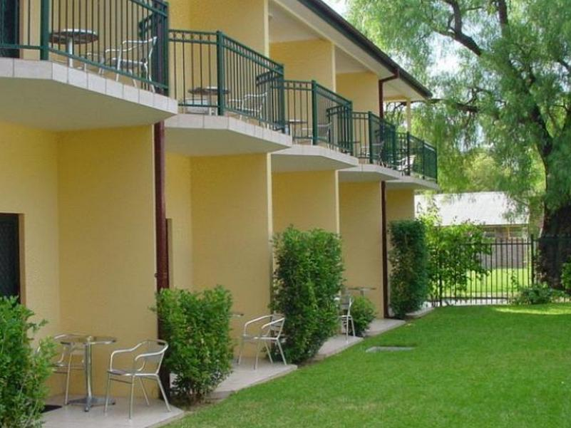 Hotell St. Marys Park View Motel