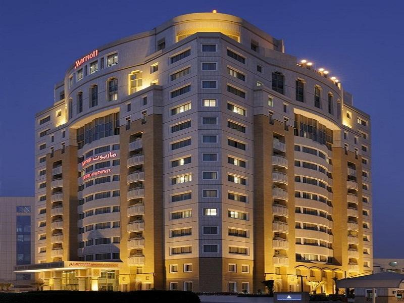 Marriott Executive Apartments Riyadh Makarim - Hotels and Accommodation in Saudi Arabia, Middle East