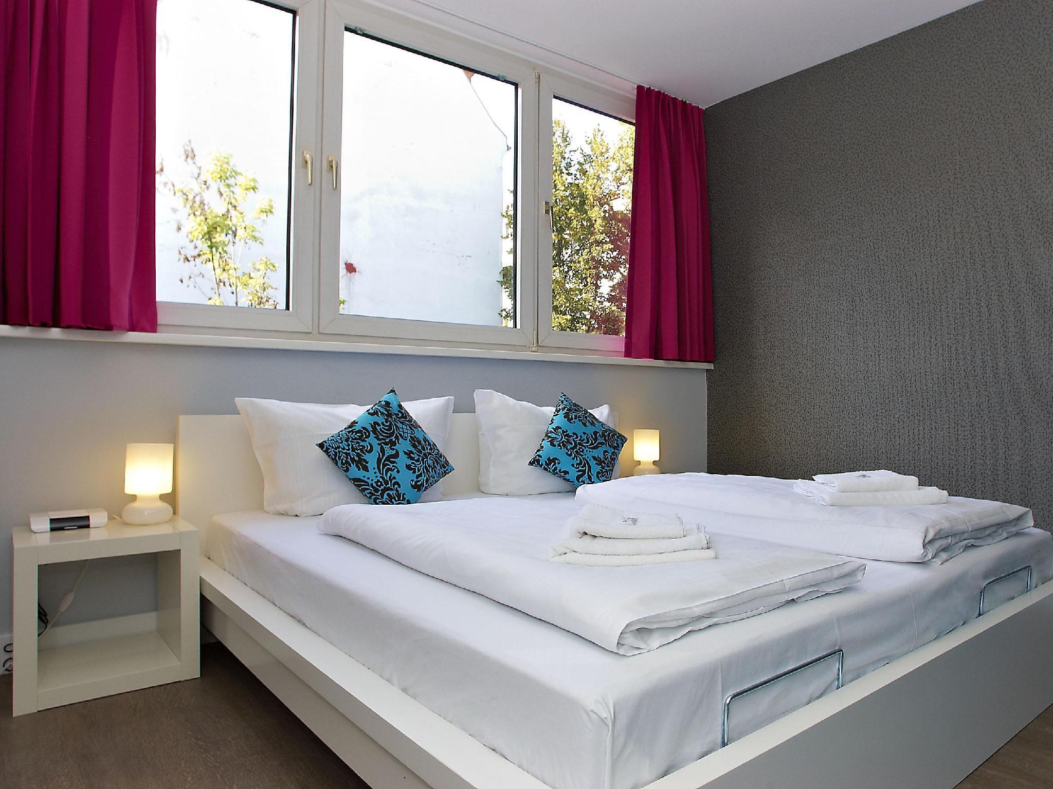 Apartmenthouse Berlin - Hotell och Boende i Tyskland i Europa