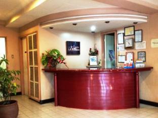 Park Square Inn Davao City - Resepsionis
