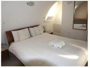 Penthouse 4 Bedroom Apartment on Trafalgar Square London - Bedroom