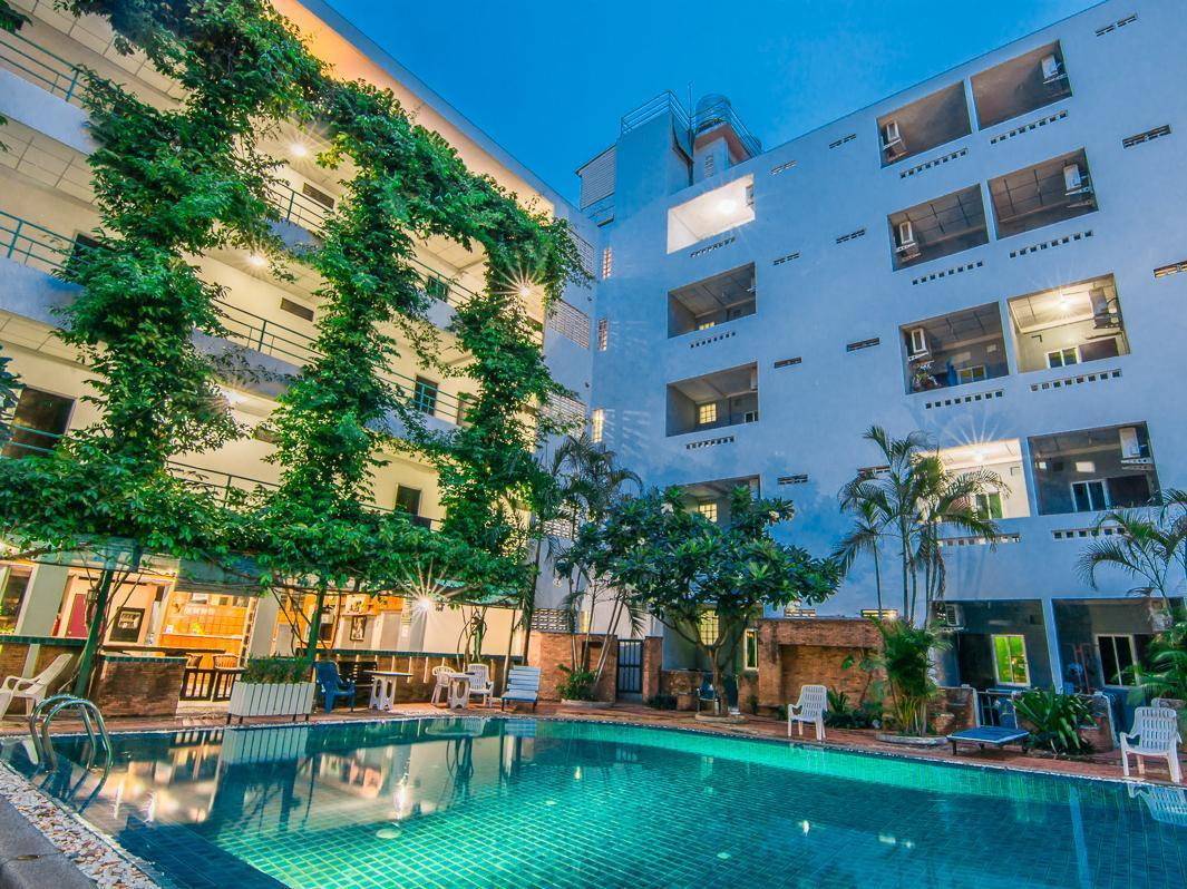 Sutus Court 3 - Hotels and Accommodation in Thailand, Asia