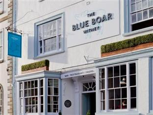 The Blue Boar Hotel Witney