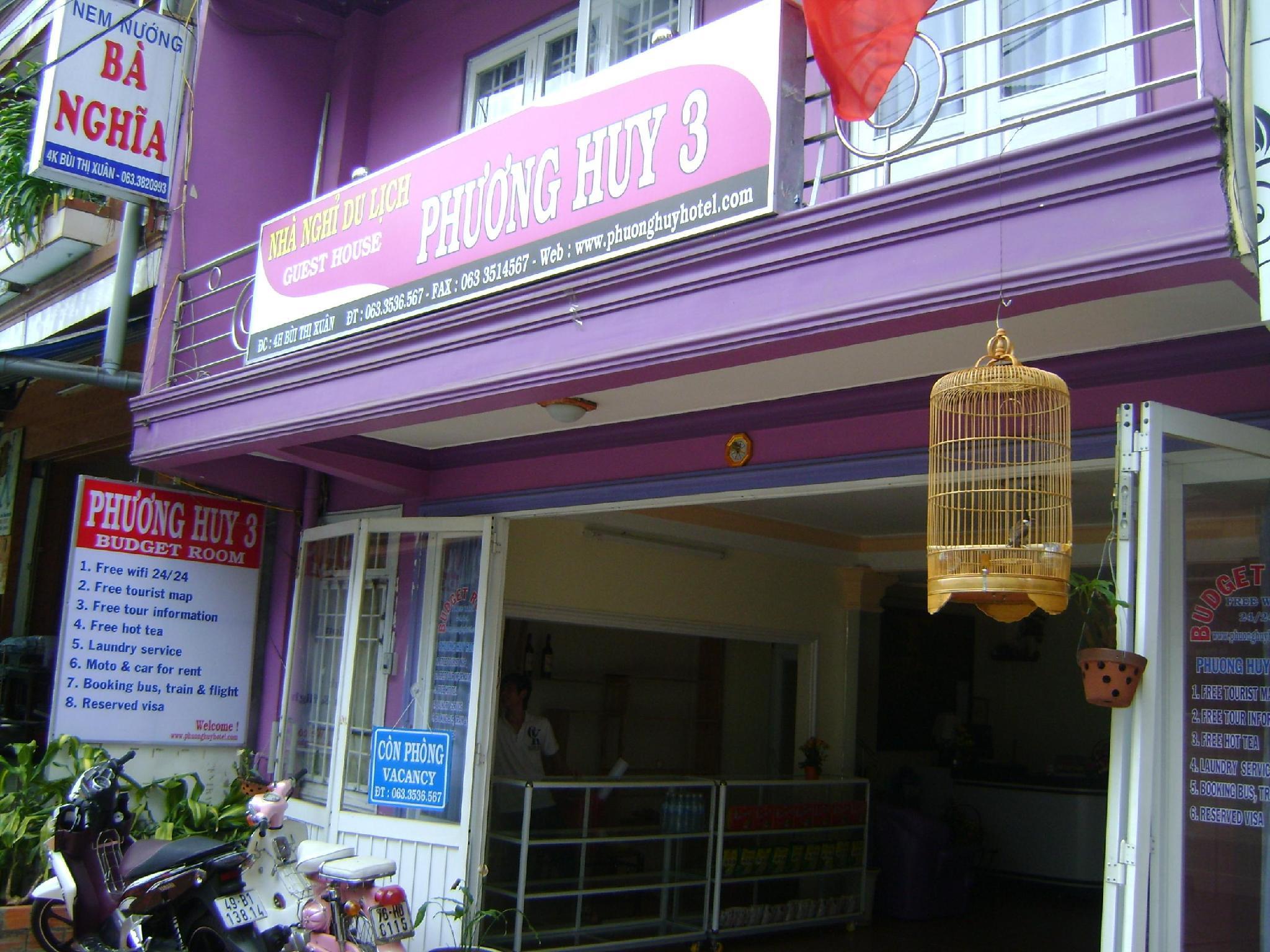 Phuong Huy 3 Guest House - Hotell och Boende i Vietnam , Dalat