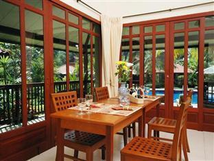 Baan Sai Yuan Puketas - Svečių kambarys
