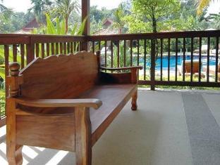 Baan Sai Yuan Puketas - Balkonas / terasa