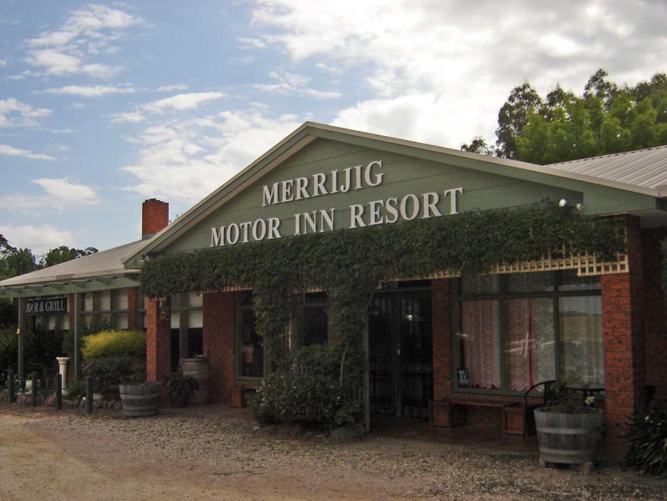 Merrijig Motor Inn - Hotell och Boende i Australien , Merrijig