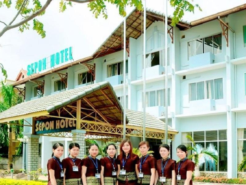 Sepon Hotel - Hotell och Boende i Vietnam , Lao Bao