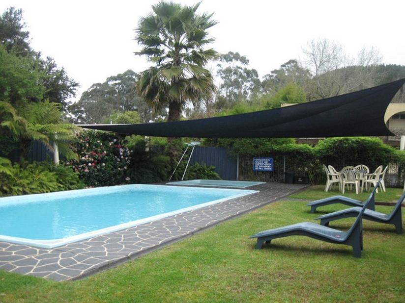 Riverbank Park Motel - Hotell och Boende i Australien , Bright