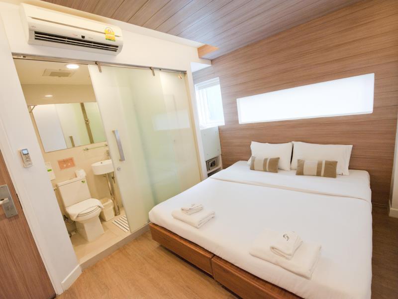 Hotell The Period Pratunam Hotel i , Bangkok. Klicka för att läsa mer och skicka bokningsförfrågan